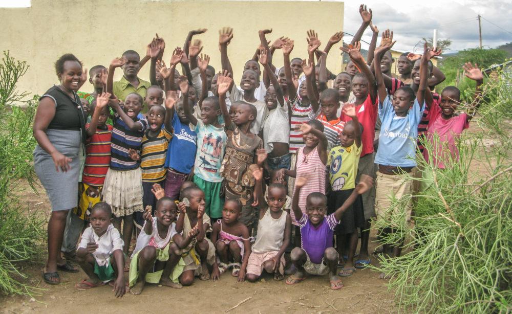 Scuola speciale per bambini sordomuti - Karungu, Kenya